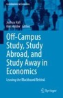 Off-Campus Study, Study Abroad, and Study Away in Economics