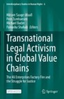 Transnational Legal Activism in Global Value Chains