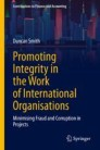 Promoting Integrity in the Work of International Organizations