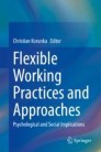 Flexible Working Practices and Approaches