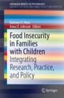 Food Insecurity in Families with Children
