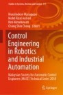 Control Engineering in Robotics and Industrial Automation