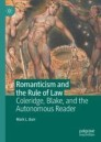 Romanticism and the Rule of Law