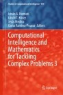 Computational Intelligence and Mathematics for Tackling Complex Problems 3