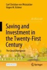 Saving and Investment in the Twenty-First Century