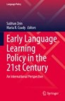 Early Language Learning Policy in the 21st Century