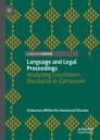Language and Legal Proceedings