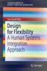 Design for Flexibility