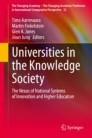 Universities in the Knowledge Society