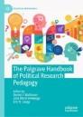 The Palgrave Handbook of Political Research Pedagogy