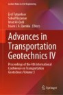 Advances in Transportation Geotechnics IV