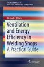 Ventilation and Energy Efficiency in Welding Shops