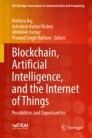 Blockchain, Artificial Intelligence, and the Internet of Things