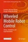 Wheeled Mobile Robot Control