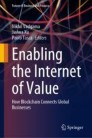 Enabling the Internet of Value