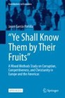"""""""Ye Shall Know Them by Their Fruits"""""""