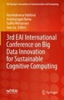 3rd EAI International Conference on Big Data Innovation for Sustainable Cognitive Computing