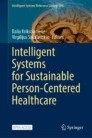 Intelligent Systems for Sustainable Person-Centered Healthcare