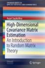 High-Dimensional Covariance Matrix Estimation