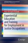Experiential Education and Training for Employment in Justice Occupations