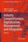 Industry Competitiveness: Digitalization, Management, and Integration