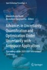 Advances in Uncertainty Quantification and Optimization Under Uncertainty with Aerospace Applications