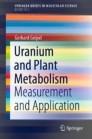 Uranium and Plant Metabolism