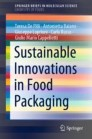 Sustainable Innovations in Food Packaging