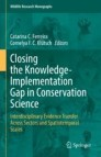 Closing the Knowledge-Implementation Gap in Conservation Science