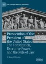 Prosecution of the President of the United States