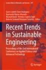 Recent Trends in Sustainable Engineering