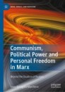 Communism, Political Power and Personal Freedom in Marx