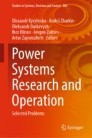 Power Systems Research and Operation