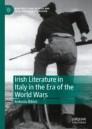 Irish Literature in Italy in the Era of the World Wars