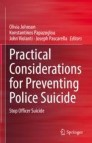 Practical Considerations for Preventing Police Suicide