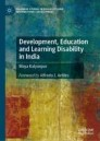 Development, Education and Learning Disability in India