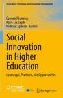 Social Innovation in Higher Education