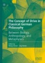 The Concept of Drive in Classical German Philosophy
