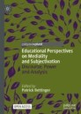 Educational Perspectives on Mediality and Subjectivation