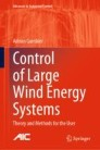 Control of Large Wind Energy Systems