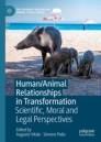Human/Animal Relationships in Transformation
