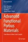 Advanced Functional Porous Materials