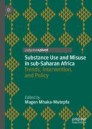 Substance Use and Misuse in sub-Saharan Africa