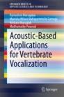 Acoustic-Based Applications for Vertebrate Vocalization