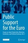 Determinants of Public Support for the Euro