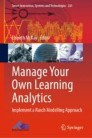 Manage Your Own Learning Analytics