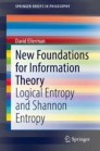 New Foundations for Information Theory