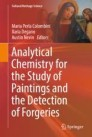 Analytical Chemistry for the Study of Paintings and the Detection of Forgeries