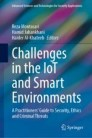Challenges in the IoT and Smart Environments