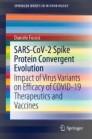 SARS-CoV-2 Spike Protein Convergent Evolution